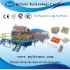 全自动纸浆模塑蛋托机生产线ET6000